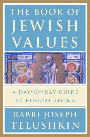 The Bok of Jewish Values