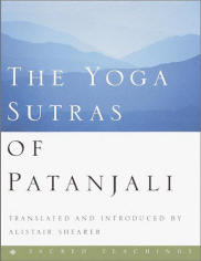 The Yoga Sutras of Patanjali by Alistair Shearer,Tr